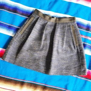 French Connection mini skirt sz 2